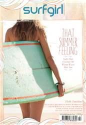 SurfGirl Magazine issue SurfGirl issue 47