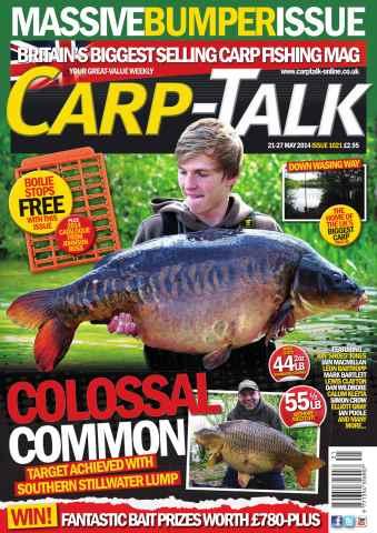 Carp-Talk issue 1021