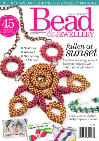 Bead Magazine issue Issue 55