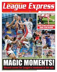 League Express issue 2915