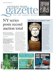 Antiques Trade Gazette issue ATG Issue 2142