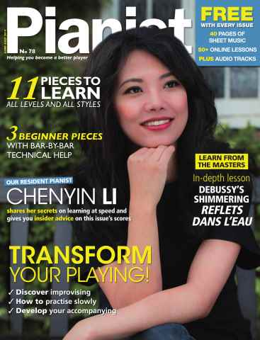 Pianist issue Pianist 78 June-July 2014