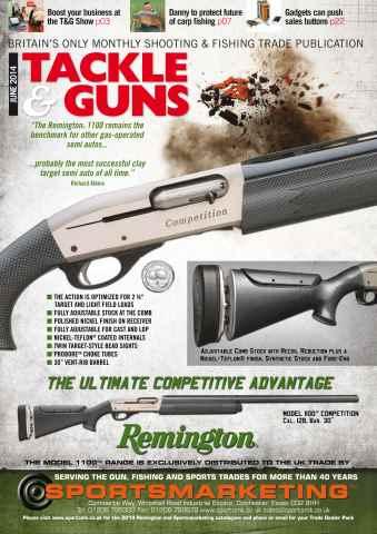 Tackle & Guns issue Jun-14