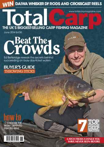 Total Carp issue June 14