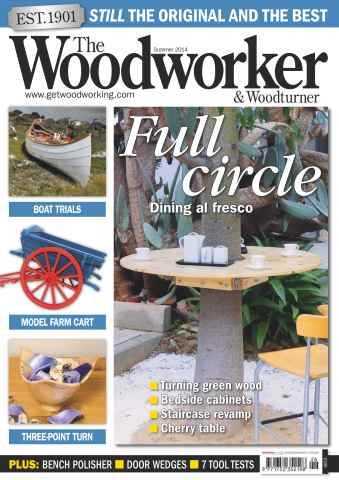 The Woodworker Magazine issue Summer 2014