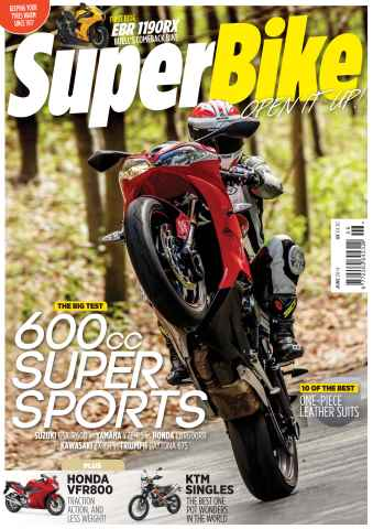 Superbike Magazine issue June 2014
