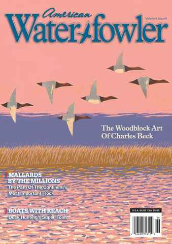 American Waterfowler issue Volume II Issue II