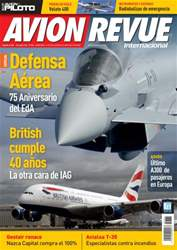 Avion Revue Internacional España issue Número 384