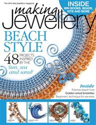 Making Jewellery issue July 2014