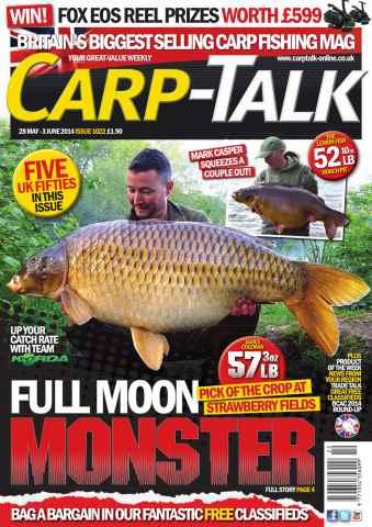 Carp-Talk issue 1022