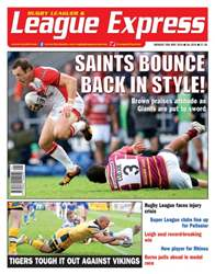 League Express issue 2916