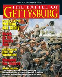 The Battle of Gettysburg issue The Battle of Gettysburg
