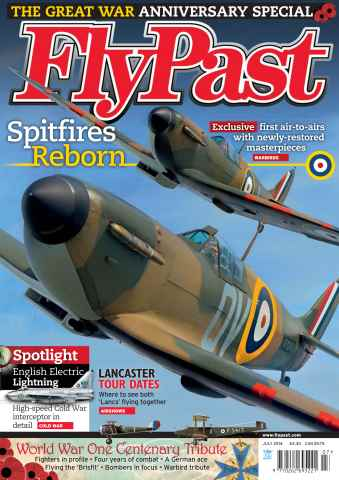 FlyPast issue July 2014