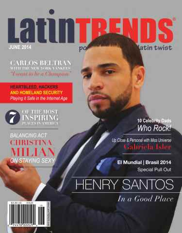 Latin Trends issue Issue 109