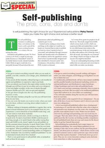 Writing Magazine Preview 28
