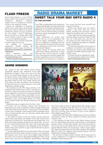 Writing Magazine Preview 98