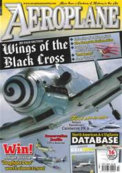 Aeroplane issue No.495 Wings of the Black Cross