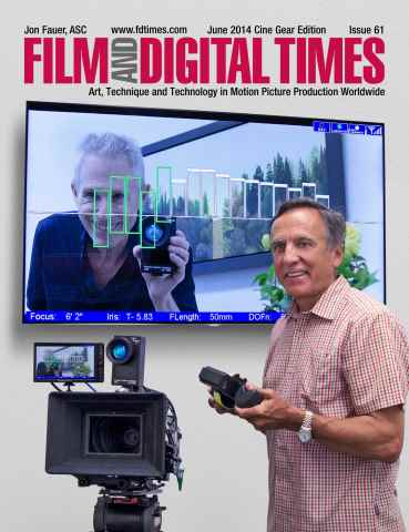 Film and Digital Times issue Issue 61 - June 2014