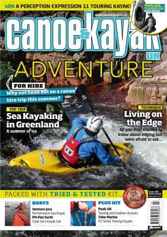 Canoe & Kayak UK issue July 14