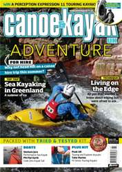 Canoe & Kayak UK issue July 14