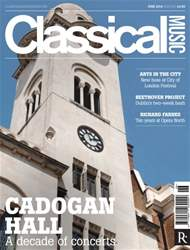 Classical Music issue June 2014