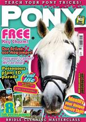 Pony Magazine issue PONY magazine - July 2014