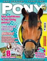 Pony Magazine issue PONY Magazine - FREE sample Summer 2014
