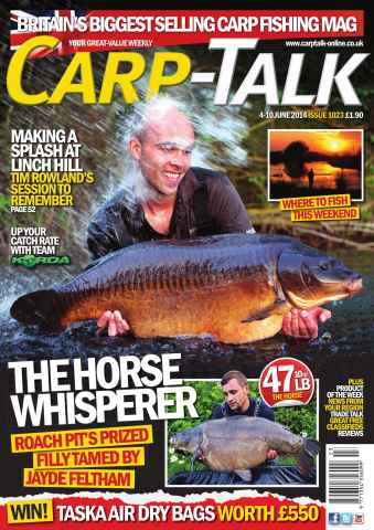 Carp-Talk issue 1023
