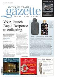 Antiques Trade Gazette issue ATG Issue 2144