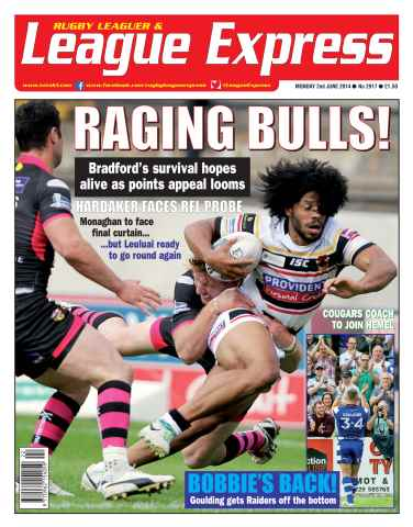 League Express issue 2917