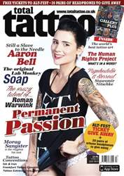 Total Tattoo issue July 2014
