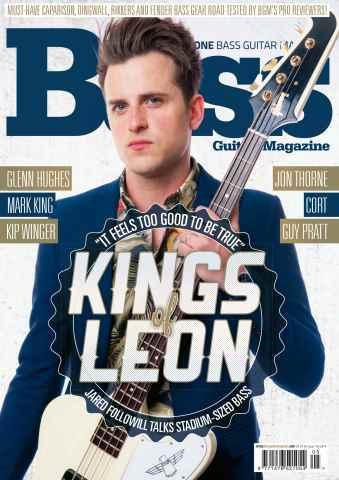 Bass Guitar issue 105 June 2014
