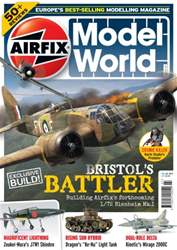 Airfix Model World issue July 2014