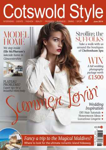 Cotswold Style issue Cotswold Style June 2014