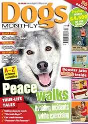Dogs Monthly issue December 2010