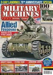 Military Machines International issue July 2014