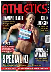 Athletics Weekly issue 05/06/2014