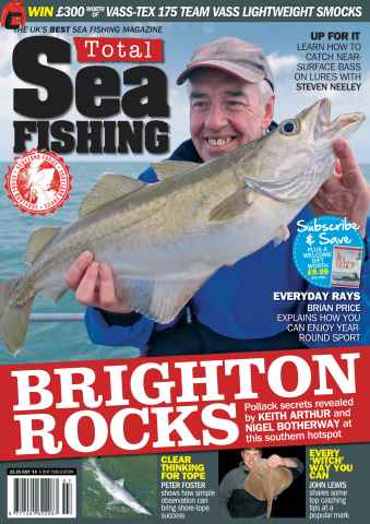 Total Sea Fishing issue Jul-14