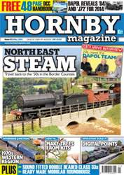 Hornby Magazine issue May 2014