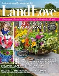 LandLove Magazine issue JulyAugust 2014