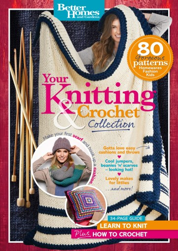 ... Australia Magazine - Your Knitting & Crochet Collection Subscriptions