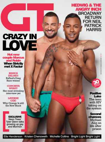 Gay Times issue July 14