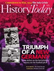 History Today issue July 2014