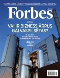 Forbes Jūnijs '14 issue Forbes Jūnijs '14