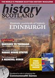 History Scotland issue July/August
