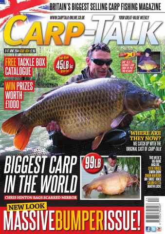 Carp-Talk issue 1024