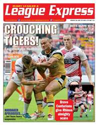 League Express issue 2918