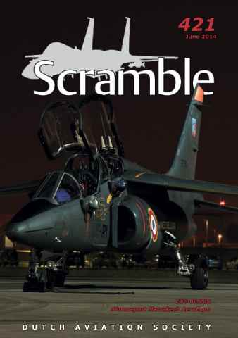 Scramble Magazine issue 421 - June 2014