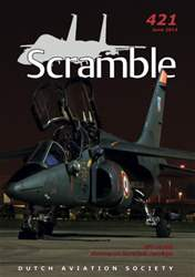 Scramble Magazine issue 421 - June 2014