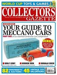 Collectors Gazette issue July 2014